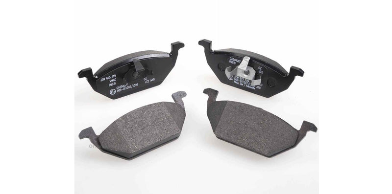 Front Brake Pads - Fabia 2015>Present
