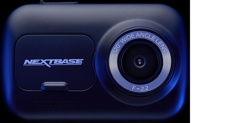 Nextbase 222 Dash Cam & Go Pack inc. 16GB micro SD card