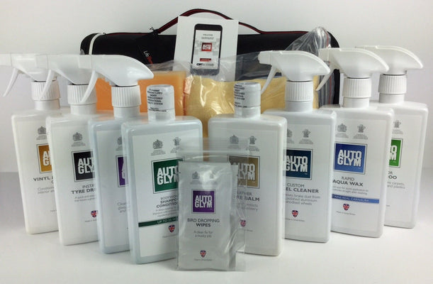 Autoglym LifeShine Carbon Shield Protection Kit