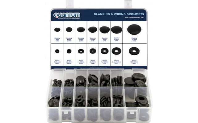 Box Of Blanking/Wiring Grommets