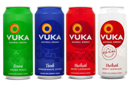 Delicious beverages - Vuka Brands