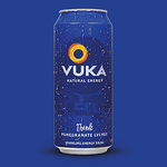 VUKA THINK: SPARKLING POMEGRANATE LYCHEE. CASE OF 12. - Vuka Brands
