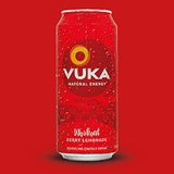 VUKA WORKOUT: BERRY LEMONADE. CASE OF 12. - Vuka Brands