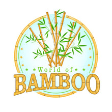 Wold of Bamboo Logo