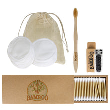 Load image into Gallery viewer, eco-friendly bathroom essentials kit