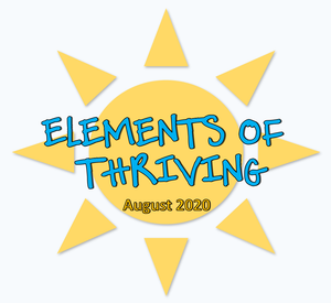 Elements of Thriving Facilitator Courses - August 2020