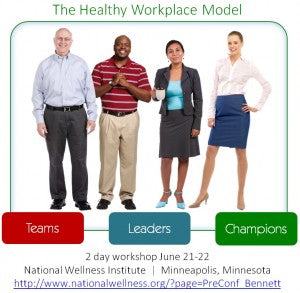 NWI Healthy Workplace Model