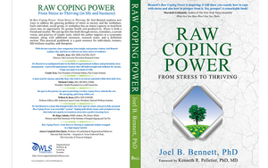 Raw Coping Power: <br> From Stress to Thriving (Book)