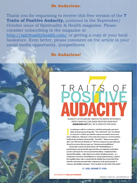 (Download) Positive Audacity