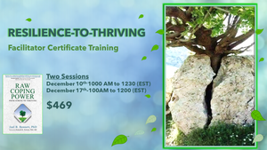 New Resilience-to-Thriving Facilitator Training (New York Exclusive)