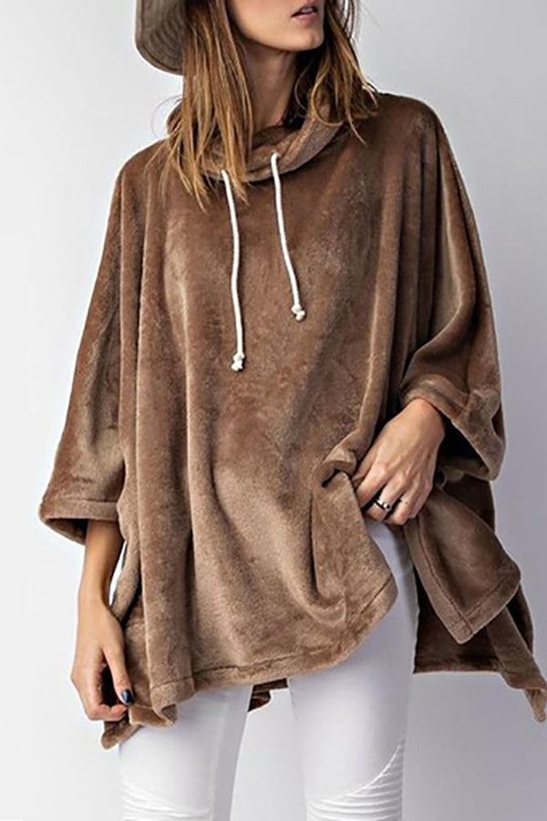 Casual And Comfortable Loose Sweatshirt