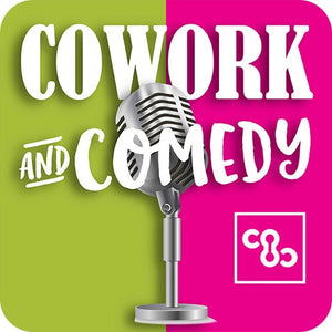 Cowork Comedy am 25.09.2019 | Ticket pro Person inkl. 20% MwSt.
