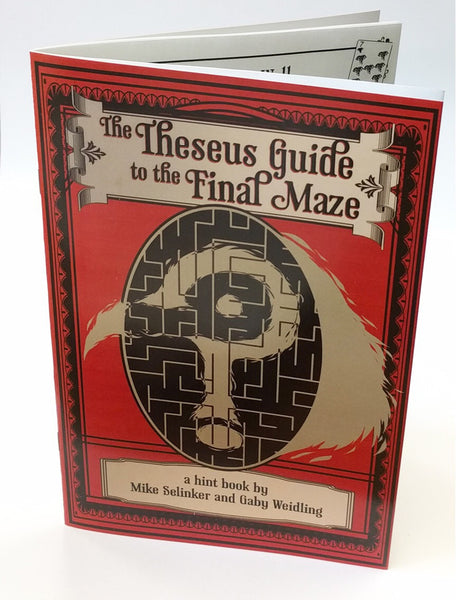 The Theseus Guide to the Final Maze