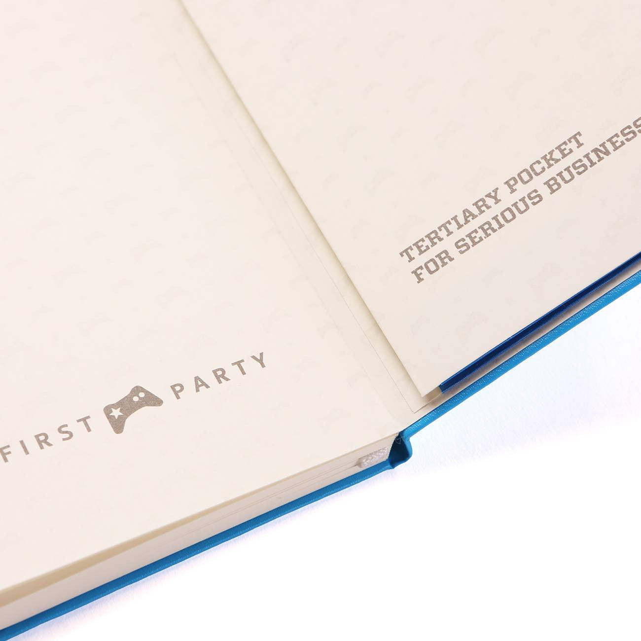 First Party Moleskine
