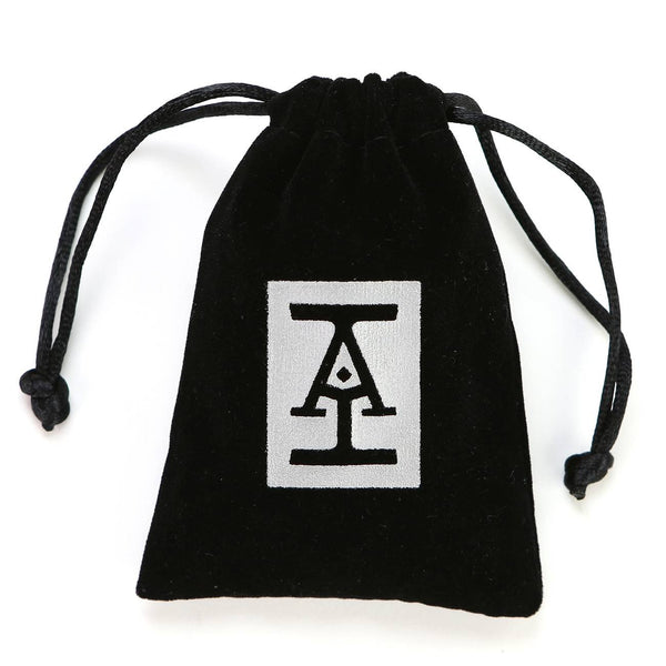 Acquisitions Incorporated Dice Bag with Dice
