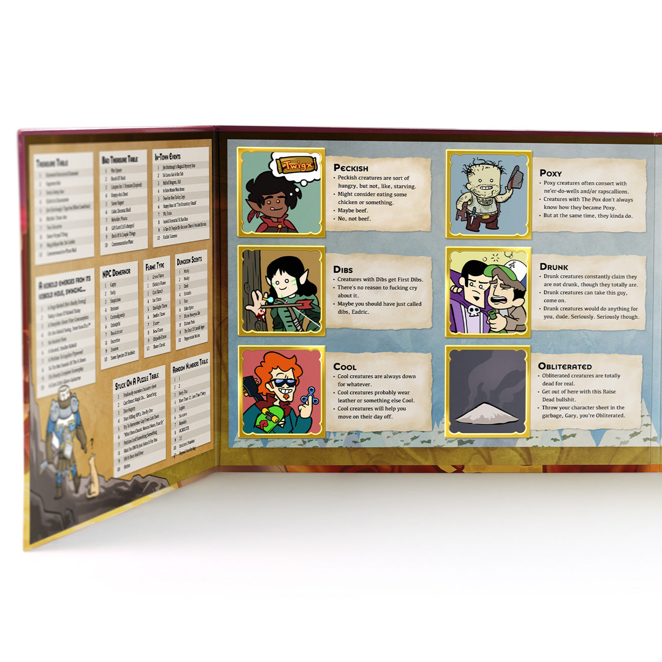 picture about Printable Dm Screen identify Dungeon Learn Display Pdf