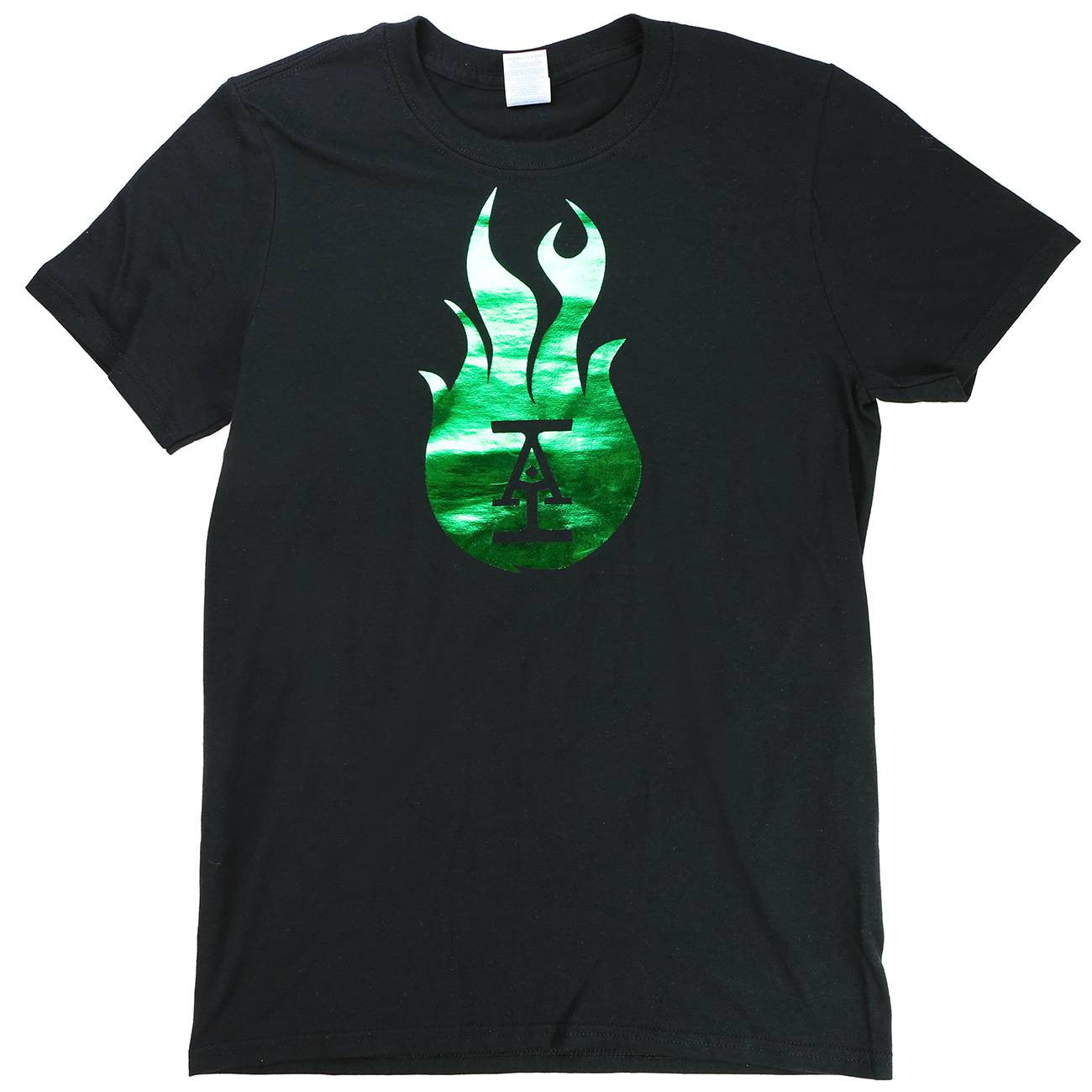 Acquisitions Incorporated Green Flame Tee