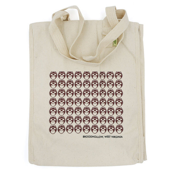 Broodhollow Canvas Tote Bag
