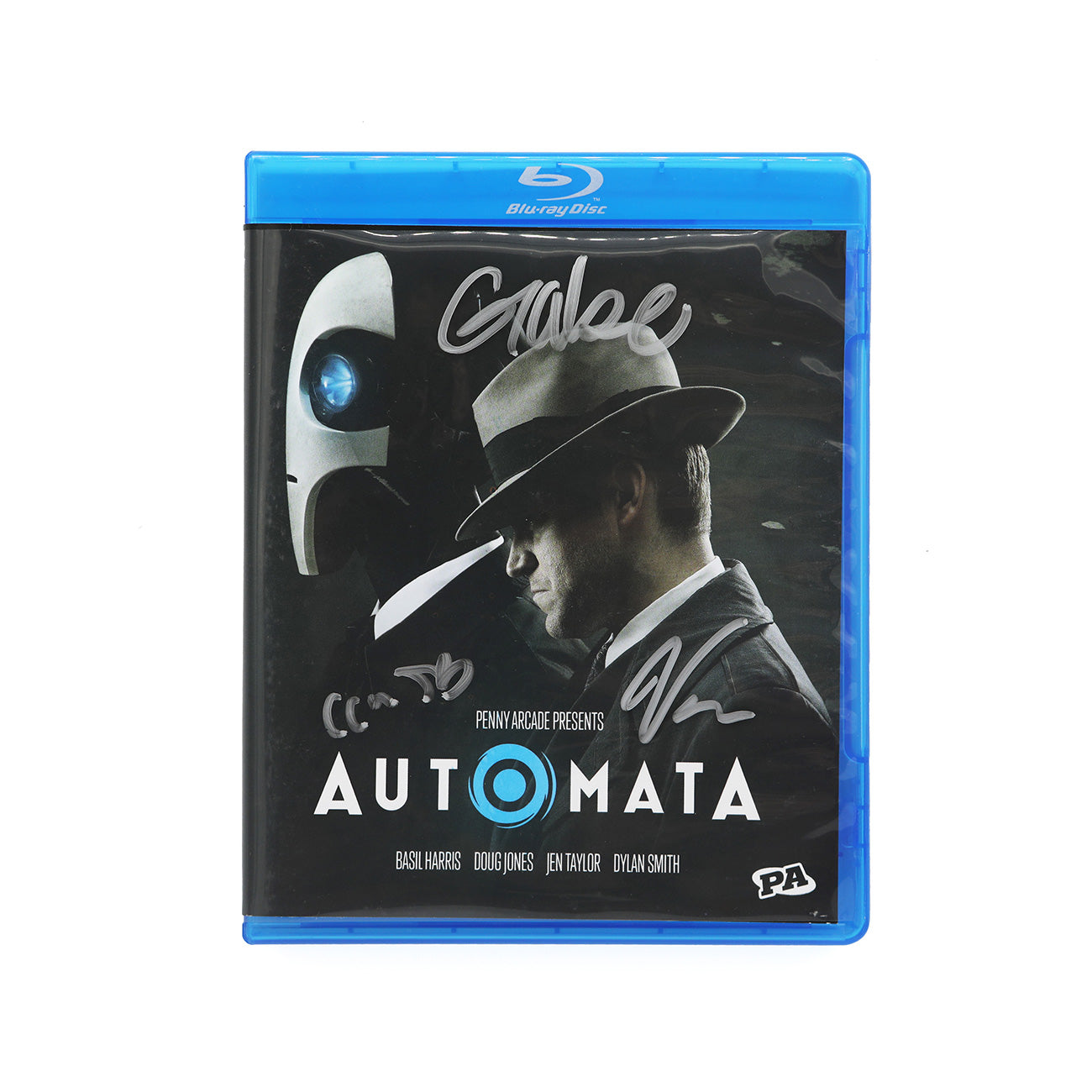 Automata: The Series Blu-Ray [Signed]