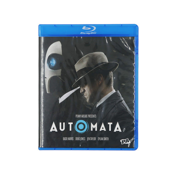 Automata: The Series Blu-Ray