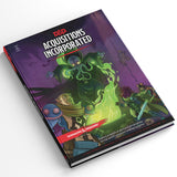 [Pre-Order] The Official D&D Acquisitions Incorporated Book