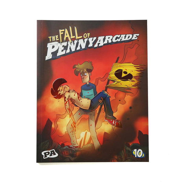 PA Vol 10: The Fall of Penny Arcade