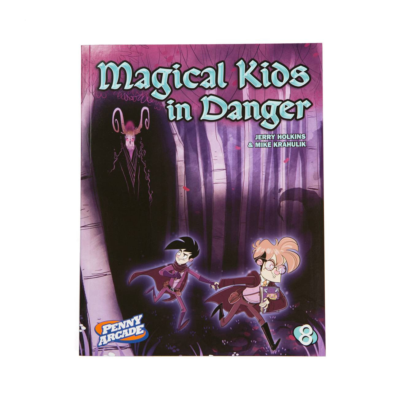 PA Vol 8: Magical Kids in Danger