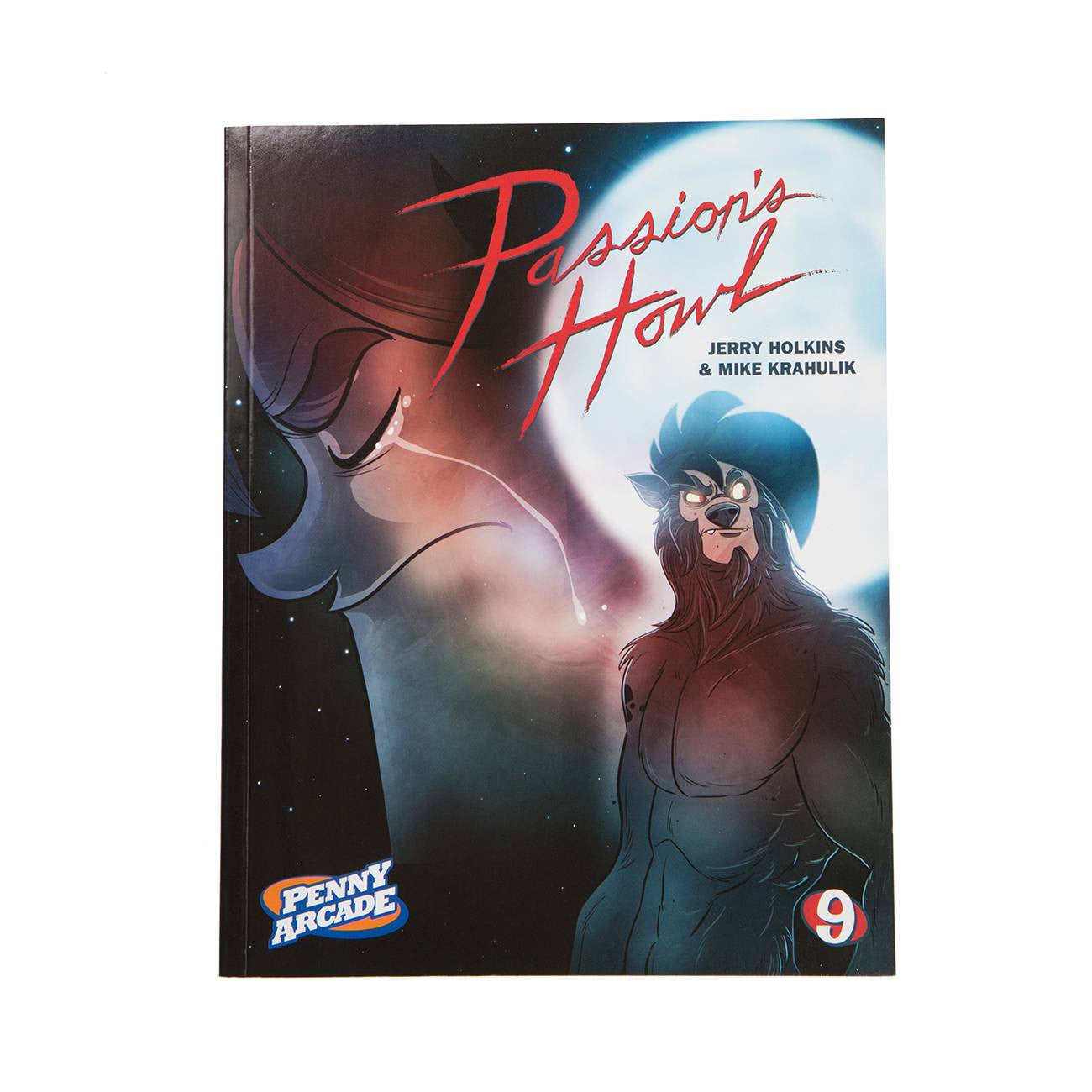 PA Vol 9: Passion's Howl