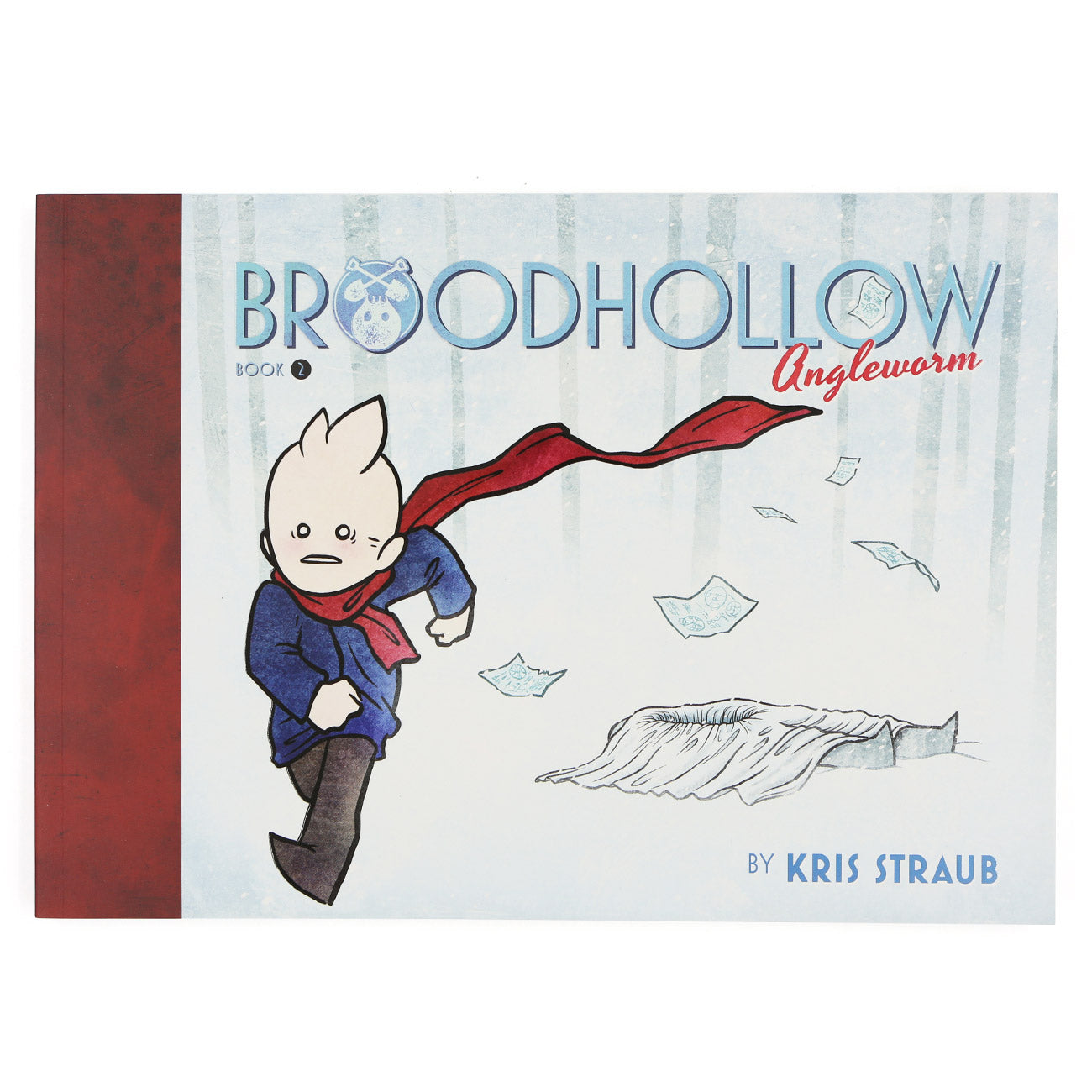 Broodhollow: Angleworm - Softcover