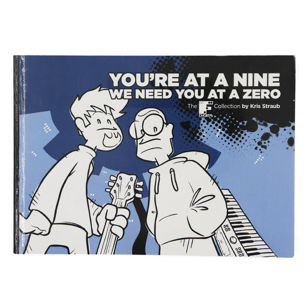 F Chords: You're At A Nine, We Need You At A Zero
