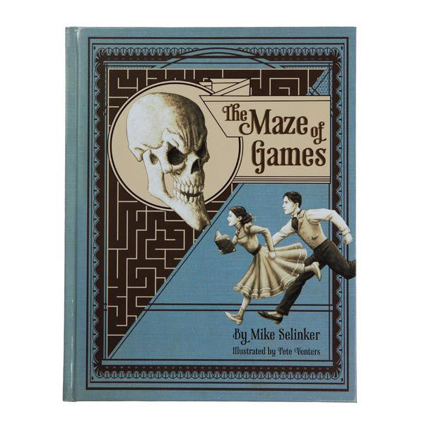 The Theseus Guide to the Final Maze + The Maze of Games Bundle