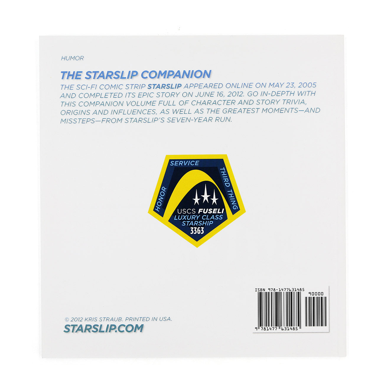 The Starslip Companion