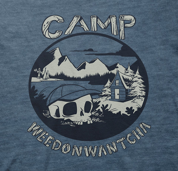 Camp Weedonwantcha Shirt