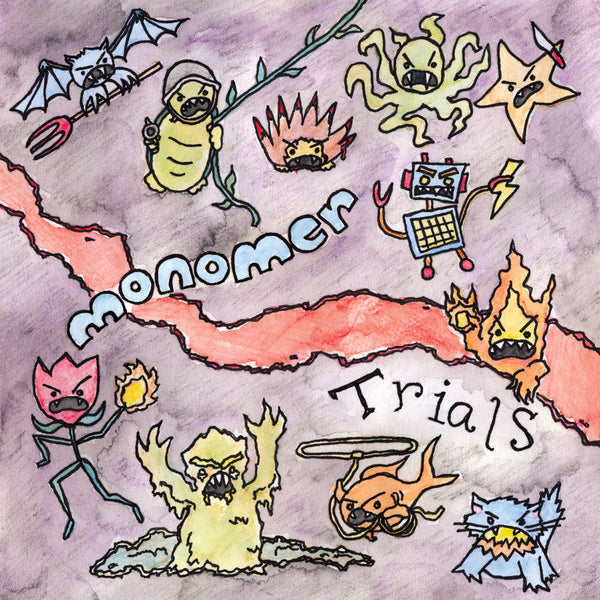 Monomer: Trials (Digital Download)
