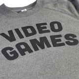 Video Games Crewneck - Grey