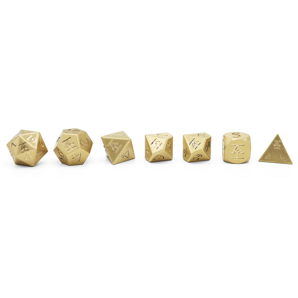 Evelyn Dice Set of 7