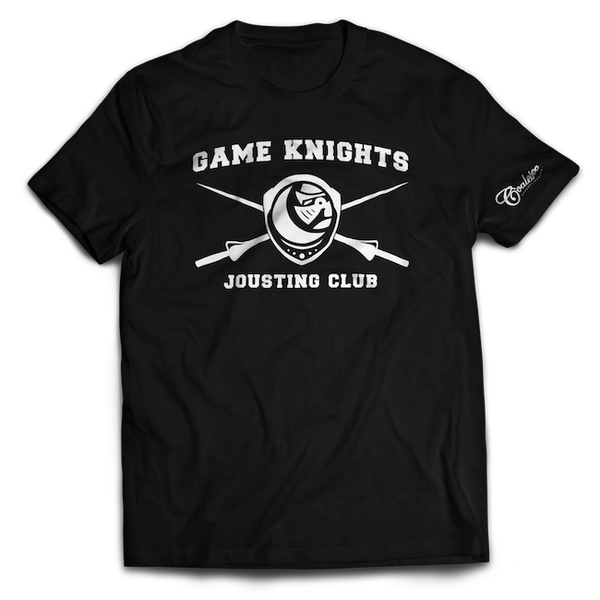 Jousting Club T-Shirt-Add On