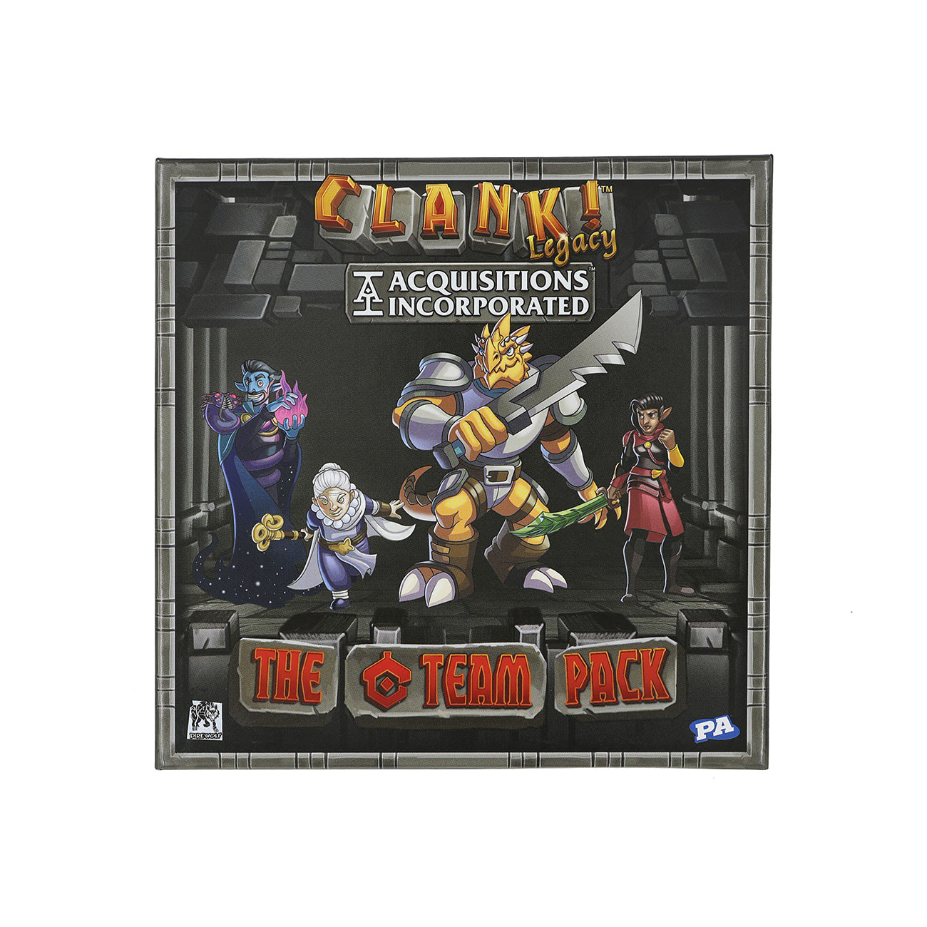 Clank! Legacy: Acquisitions Incorporated - C Team Pack