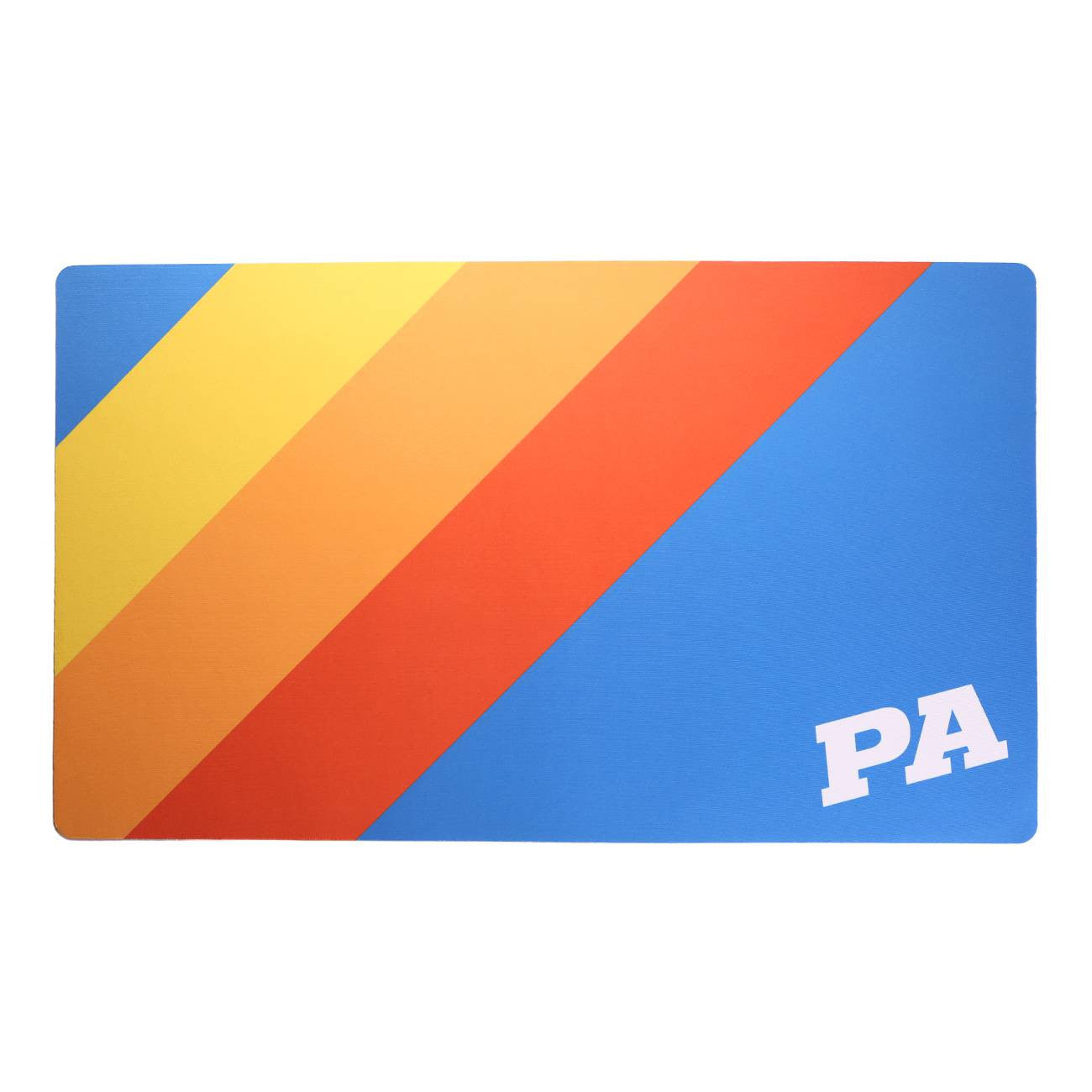 PA Stripes Playmat