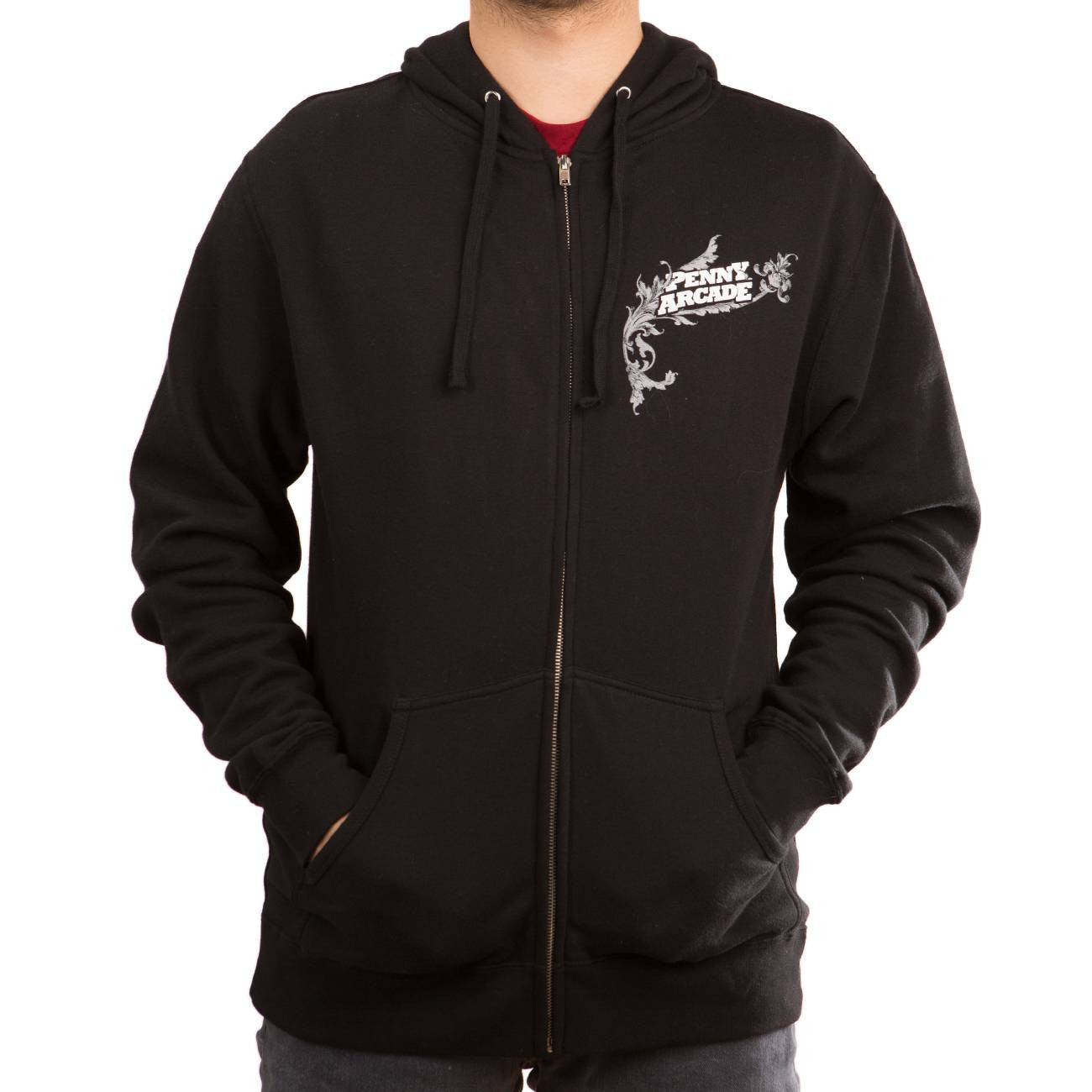 The Black Mantle (Zip Up)