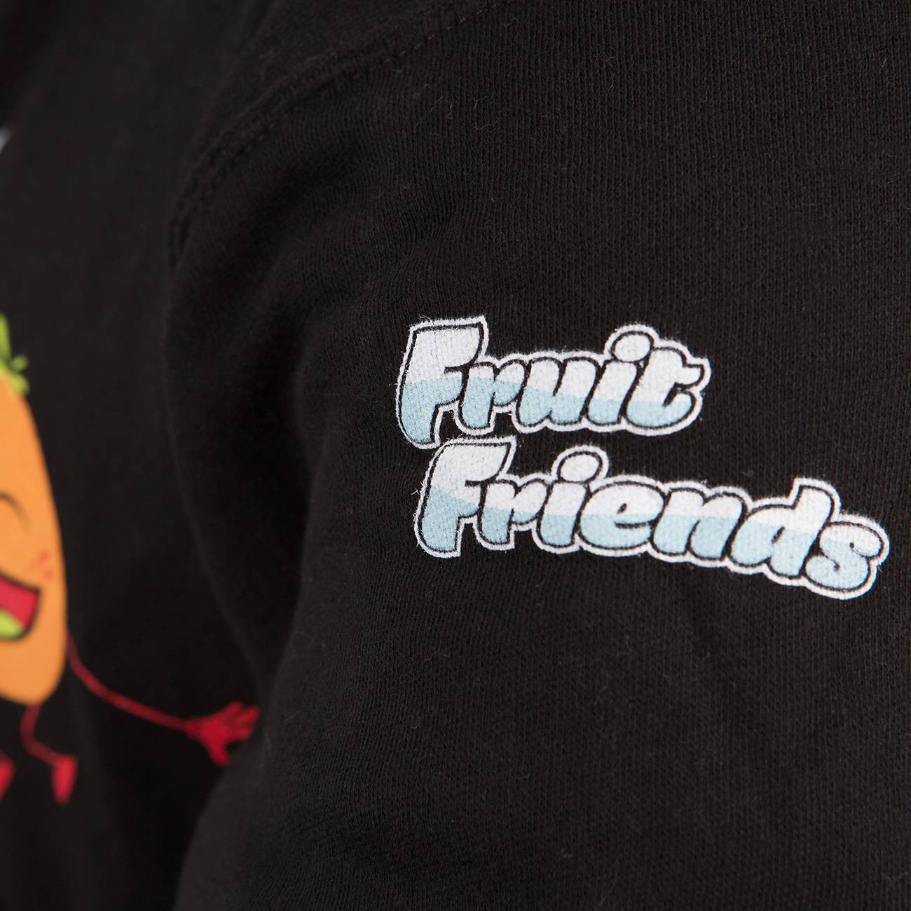Fruit Friends (Zip Up)
