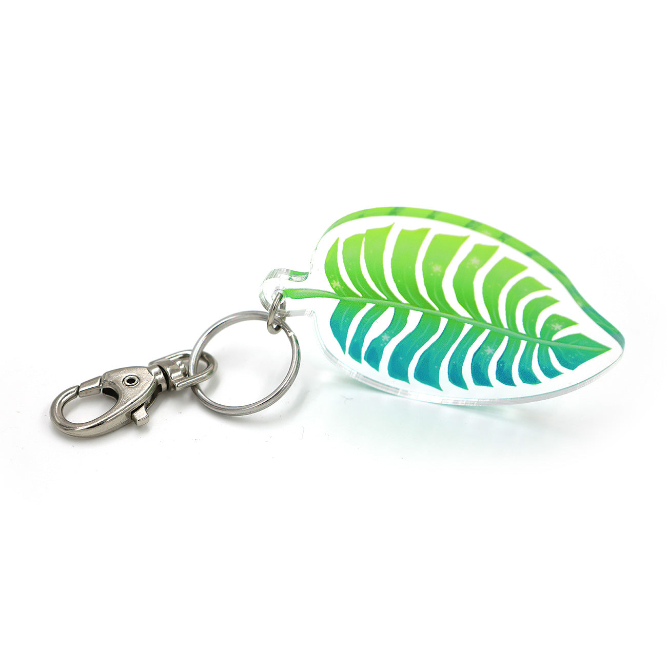 Forest Friends Keychain