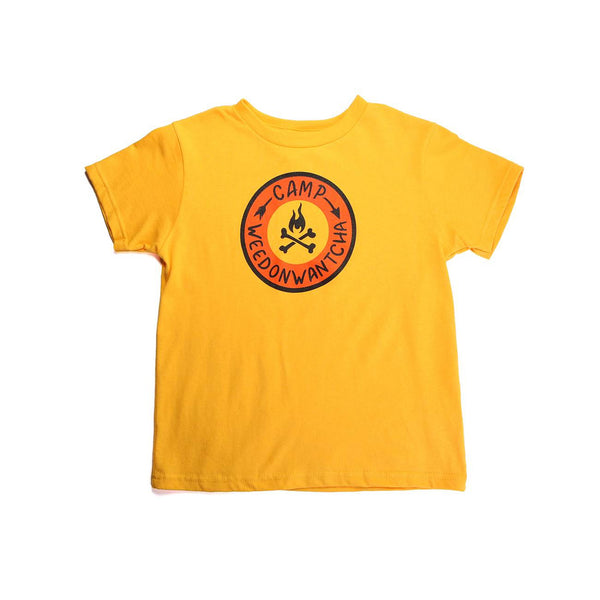 Camp Weedonwantcha Youth Camper Tee