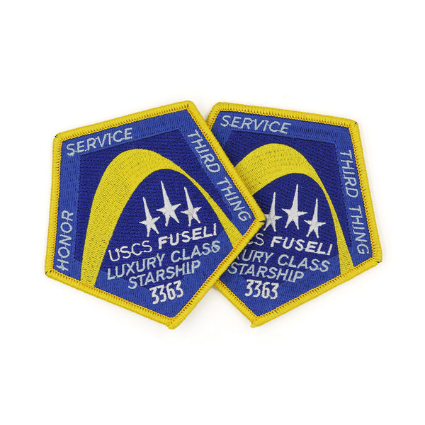 Starslip Service Patches