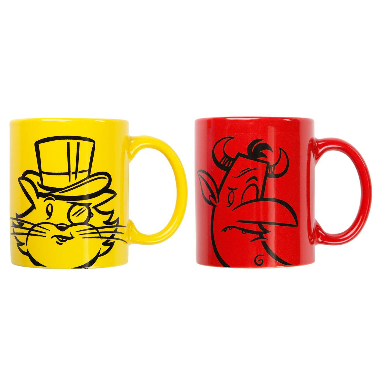 Twisp & Catsby Mug Set