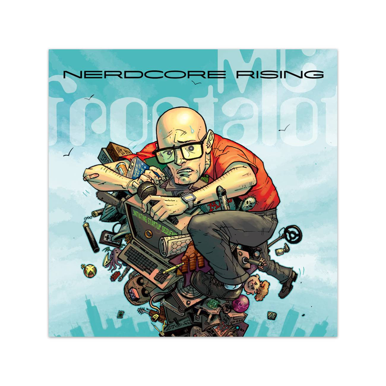 MC Frontalot: <br />Nerdcore Rising<br />(Digital Download)