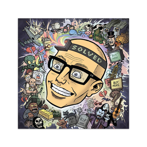 MC Frontalot: <br />Solved<br />(Digital Download)