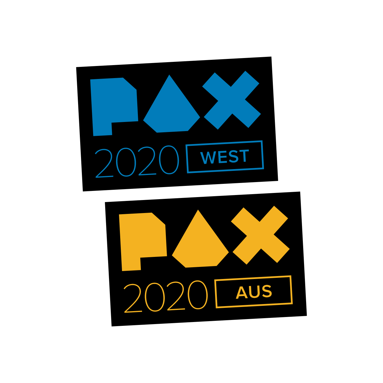 PAX West & Aus 2020 Patch - Free with $35 PAX West Purchase