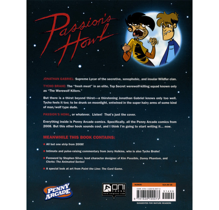 PA Vol 9: Passion's Howl (Spellbound Edition)