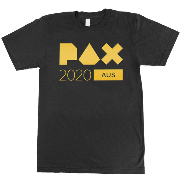 PAX Aus 2020 Gray Fitted Show Tee